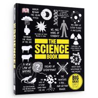科学百科图解 The Science Book 英文原版人类的思想 DK百科丛书系列 全彩精装版 DK出版 进口书 正版