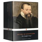 蒙田随笔 英文原版文学书 Michel de Montaigne The Complete Essays 企鹅经典 P
