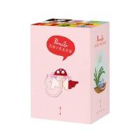《花园小象波米诺》(六册装)读小库儿童书诗意绘本 3-6岁 读库出品