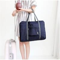 旅行手提包行李收纳袋衣物内衣整理袋大容量单肩包防水衣服包 大