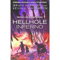 英文原版 Hellhole: Inferno