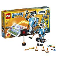 乐高 BOOST 17101 5合1智能机器人 LEGO 积木玩具