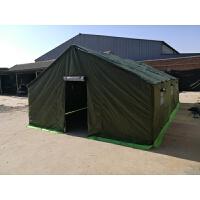 户外野外施工工地超大帐篷救灾保暖养蜂棉工程防雨迷彩大帐篷布