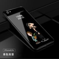 苹果6手机壳这个杀手不太冷6plus个性情侣秀恩爱创意iphone6s潮牌6s男气