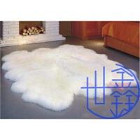 羊毛地毯贵妃毯客厅茶几地毯地垫沙发地毯卧室床边毯飘窗垫