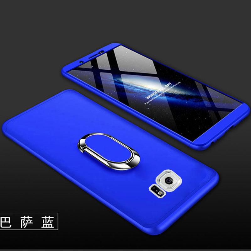 三星s7手机壳盖乐世情侣G930f硬壳g930fd男女sm-g9300包边7s手机套g9308新款g 三星s7 -巴萨蓝 不清楚型号的可以问客服拍下备注型号