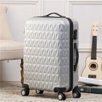 广州钻石款ABS男女拉杆箱旅行万向轮行李密码皮箱子2024寸28寸