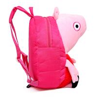 儿童书包幼儿园1-2-3岁男女宝宝防走失玩具双肩背包