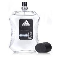 阿迪达斯(adidas) 西班牙 原产 男士香水 冰点男款运动型 清新淡香水 Pulse-激情-香水50ml