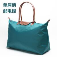 凯丝卡手提旅行包女大容量短途旅行袋防水尼龙大包男女折叠行李包 大
