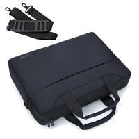 笔记本电脑包15.6/14寸男女防震单肩手提电脑包15.6英寸