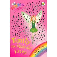 Rainbow Magic: The Jewel Fairies 24: Emily the Emerald Fairy 彩虹仙子#24:宝石仙子ISBN9781843629559
