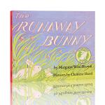 英文原版绘本 逃家小兔 The Runaway Bunny