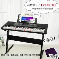 ?电子琴初学者入门61钢琴键多功能幼师教学88儿童家用?