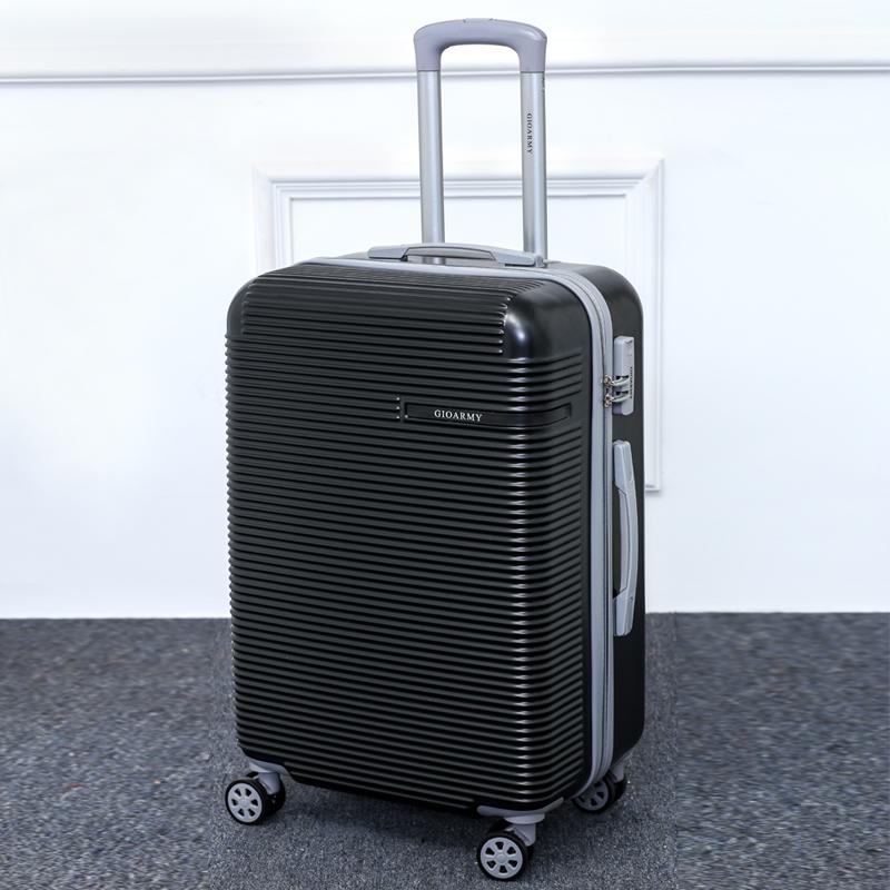 行李箱男28寸大容量拉杆箱女学生韩版24小清新万向轮密码箱旅行箱