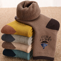 男童袜子冬季加厚加绒保暖儿童厚袜子秋冬天3-5-7-9-12