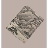 富春山居图ipad2019保护套10.5平板AIR3套MINI5古画2018ipad9.7寸