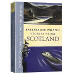 苏格兰故事集 英文原版童书 Stories from Scotland 牛津儿童经典神话故事与传说 英国儿童文学 进口