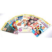 英文原版绘本 有趣的历史6册盒装 History of Fun Stuff to Go! 儿童英语启蒙读物 Ready