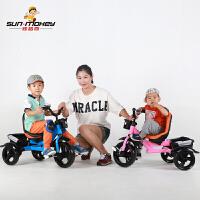 【当当自营】炫梦奇  儿童三轮车脚踏车 宝宝小孩幼儿童车 玩具车  可爱粉
