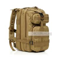 男女户外登山包 战术背包 种兵迷彩双肩背包 3P攻击包 冲锋包