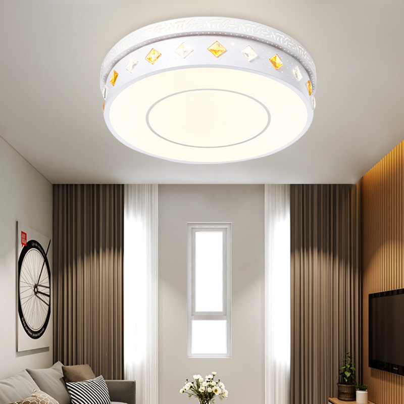 雷士照明 led吸顶灯客厅卧室灯饰简约现代长方形灯具智控调