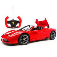 儿童玩具漂移赛车法拉利遥控车无线遥控汽车模型敞篷跑车