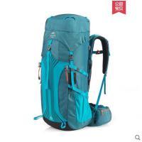 时尚休闲包双肩徒步背包旅行包户外登山包男女款多功能大容量55L 65L