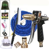 高压洗车水带水枪家用洗车用水管汽车头刷车浇花工具SN3528