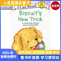 Biscuit's New Trick 小饼干的新把戏 I Can Read [4-8岁]