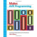 【预订】Make: AVR Programming 9781449355784