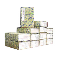 中国书法全集 宣纸线装24函145册 权威绝版 限量收藏礼品 48000