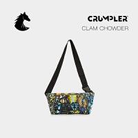 CRUMPLER澳洲小野人商务男女斜挎包头层单肩包男斜肩包休闲挎包