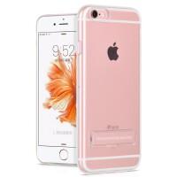 全国包邮浩酷 iPhone6s手机壳透明软硅胶苹果6保护套plus创意懒人支架