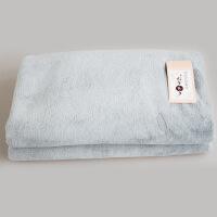 攀月星 大吸水浴巾家用洗澡裹胸毛巾速干柔软游泳浴巾礼盒 90x180cm