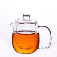 冰点尚炫正品耐热玻璃茶具飘逸杯企鹅壶过滤茶壶玻璃泡茶壶花茶壶
