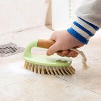 浴室地板刷子卫生间墙壁清洁刷硬毛浴缸刷 厨房瓷砖刷地板刷地刷