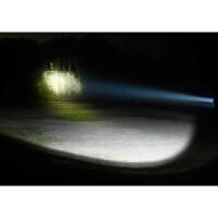 户外强光大手电筒手提式探照灯可充电亮远射防水军家用5000远程