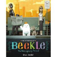 The Adventures of Beekle: The Unimaginary Friend 英文原版 比克的冒险