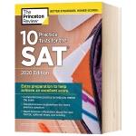 普林斯顿SAT考试模拟题10套 2020版 英文原版 10 Practice Tests for the SAT 20
