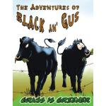 【预订】The Adventures of Black An' Gus: Grass Is Greener