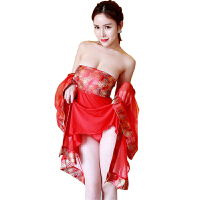 情趣内衣SM激情套装日本和服角色扮演制服诱惑骚复古肚兜血滴子