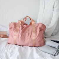 2018新品旅行男女短途旅游可折叠韩版便携大容量手提行李袋 大