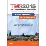 【预订】Tms 2015 Supplemental Proceedings 9781119082415