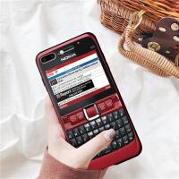 网红x苹果6s套iphone7手机壳8plus女款新6硬全包边潮牌诺基亚情侣ins抖音同款防摔外壳清