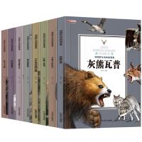 正版全8册 西顿野生动物故事集 威尼派格狼等儿童动物书小说西顿动物儿童书籍8-12岁儿童故事书小学生课外阅读书籍4-6年