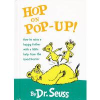 Hop on Pop-Up (Mini Pops) [Board book] by Dr. Seuss 苏斯博士:在爸