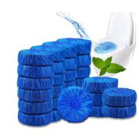 松木香蓝泡泡马桶厕所清洁剂 除味除臭剂 洁厕灵洁厕宝块