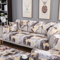 ???北欧沙发垫布艺防滑坐垫四季简约现代客厅组合套装