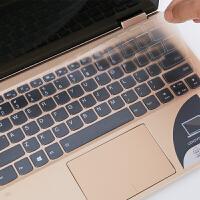 联想yoga710-14键盘保护膜yoga720键盘11透明15贴膜13寸配件720sS